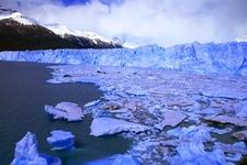 Perito Moreno Glacier In Argentina Patagonia