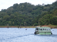 A Boat Cruise On Periyar Lake