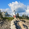 Permaquid Point Lighthouse In Maine