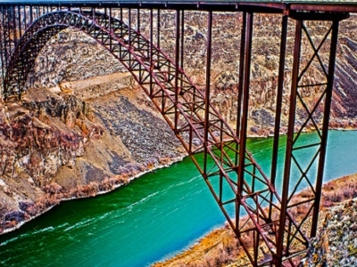 Perrine Bridge Design
