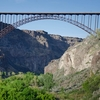Perrine Bridge Over Snake River Canyon ID