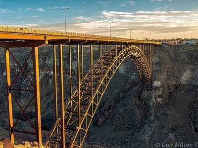 Perrine Bridge View - Twin Falls ID