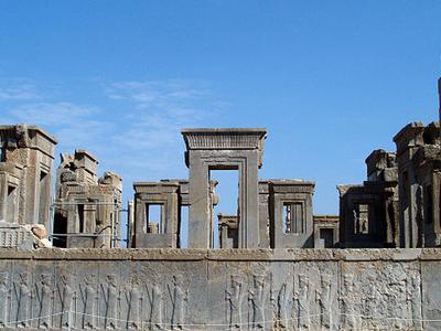 Persepolis Palace - Fars Province - Iran