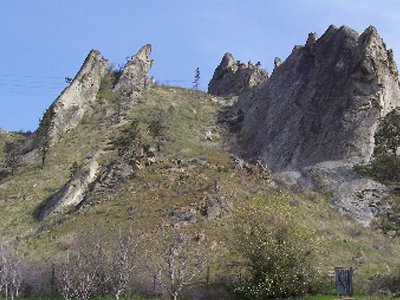 Peshastin Pinnacles State Park