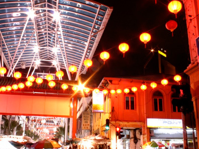 Petaling Street - Market