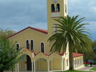 Petalidi  Church