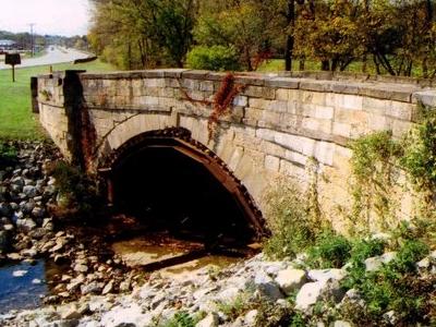 Peters Creek S Bridge  Cambridge O H