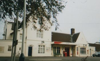 Petersfield  Station