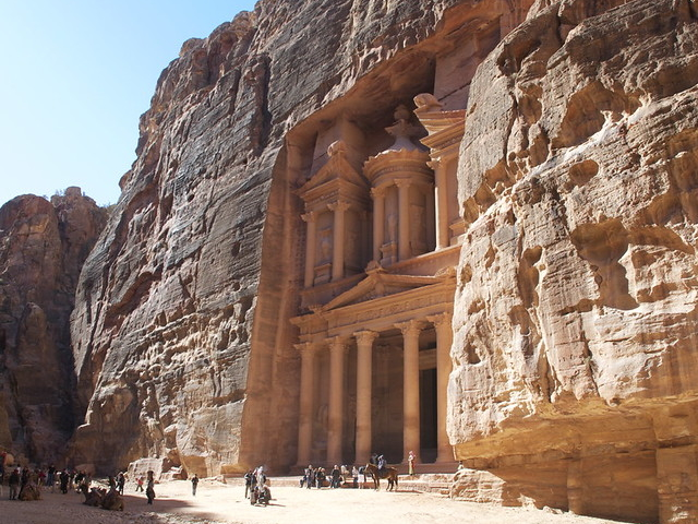 4 Days & 3 Nights Petra - Wadi Rum - Dead Sea Photos