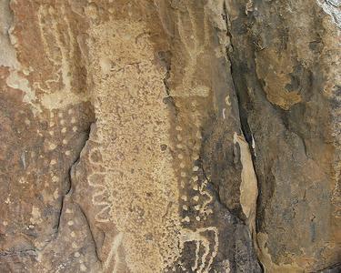 Petroglyph   Dubois