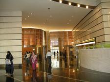 Petronas Towers Entrance