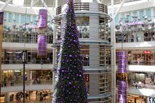Petronas Twin Towers - Inside