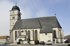Pettenbach Parish Church, Upper Austria, Austria