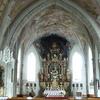 Pfarrkirche-Interior, St.Ulrich Am Pillersee, Austria