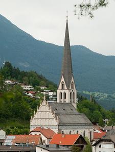Pfarrkirche Maria Himmelfahrt Imst Austria