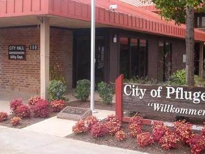 Pflugerville City Hall