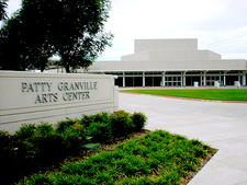 The Patty Granville Arts Center.
