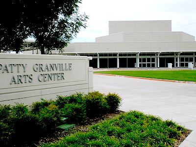 The Patty Granville Arts Center.
