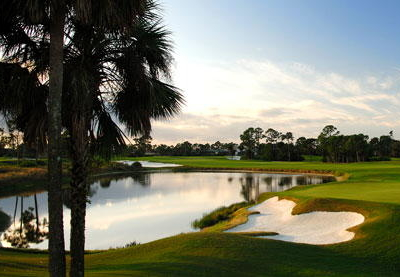 Pga Golf Club Located In Port St. Lucie