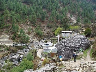 Phakding - Nepal Himalayas