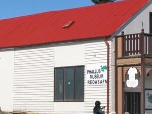 Phallological Museum en Husavík