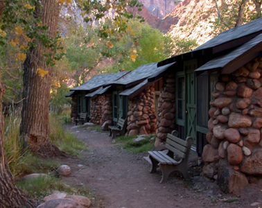 Phantom Ranch Cabins