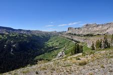 Phelps Lake Trail At Grand Tetons - Wyoming - USA