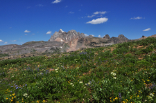 Phelps Lake Trail Views - Grand Tetons - Wyoming - USA