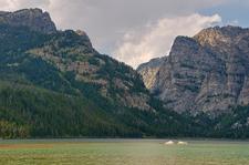 Phelps Lake View - Grand Tetons - Wyoming - USA