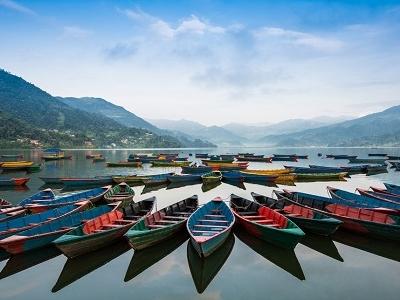 Phewa Lake - Pokhara - Nepal