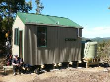 Philip J Cox Memorial Hut