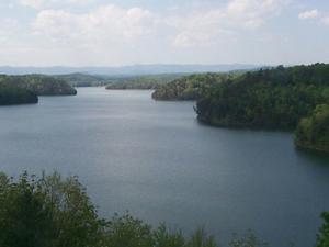 Philpott Reservoir