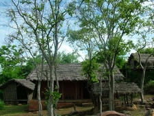 Phulbani Tribal House