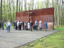 Memorial To The Thousands Of Ukrainian Intellectuals Murdered