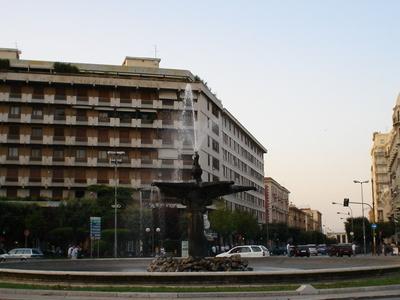 Piazza Cavour In Foggia