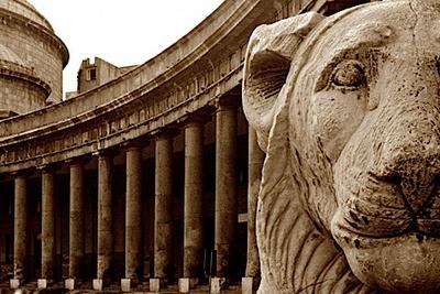 Piazza Del  Plebiscito     Augusto  De  Luca