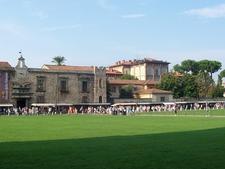 Piazza Dei Miracoli Square View
