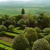 The Piccolomini Gardens
