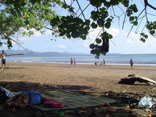 Picnic At Tanaraki Beach, Mayotte