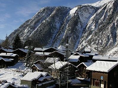 Blatten Village