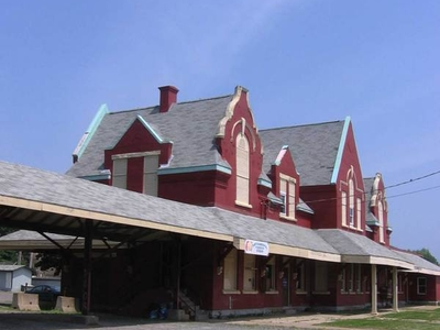 Pictou Station