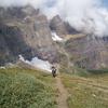 Piegan Glacier Montana USA