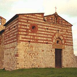Pieve Romanica Ippolito Cas