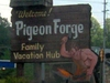 Pigeon Forge Sign
