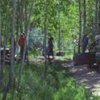 Pigeon River State Forest Campground
