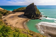 Piha Beach - West Coast - North Island