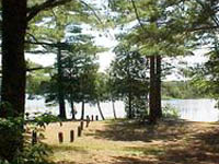 Pike Lake State Forest Campground