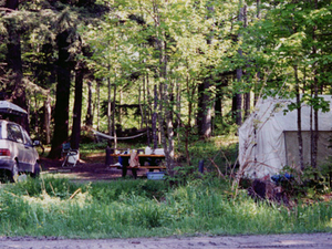 Pike Lake State Forest Campground Marquette