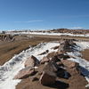 Pikes Peak Summit In September 2011
