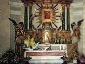 Peregrinos Igreja